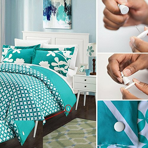 Kellerman Duvet Fastener (Set of 8) by Symple Stuff