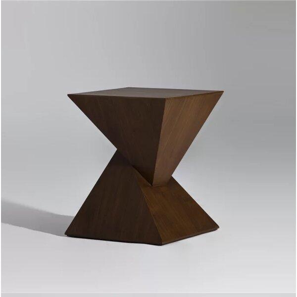 Botelho End Table by Orren Ellis