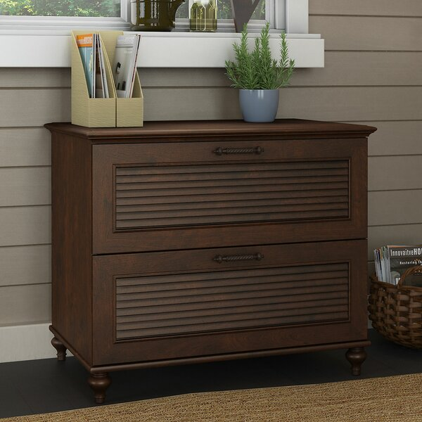 Volcano Dusk 2-Drawer Lateral File Cabinet