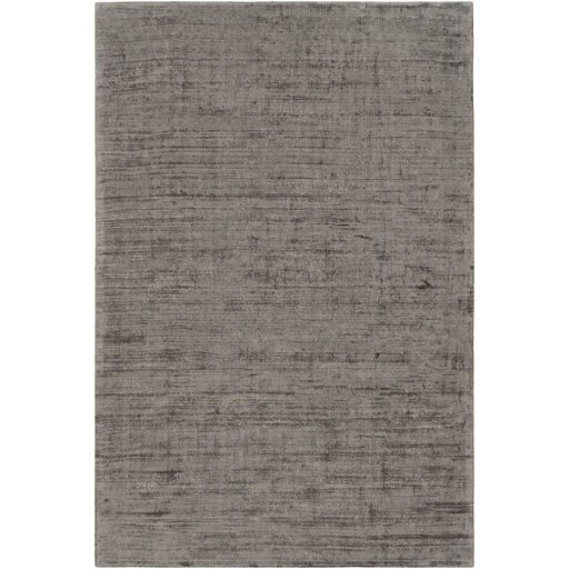 Goldston Hand-Loomed Gray Area Rug by Alcott Hill
