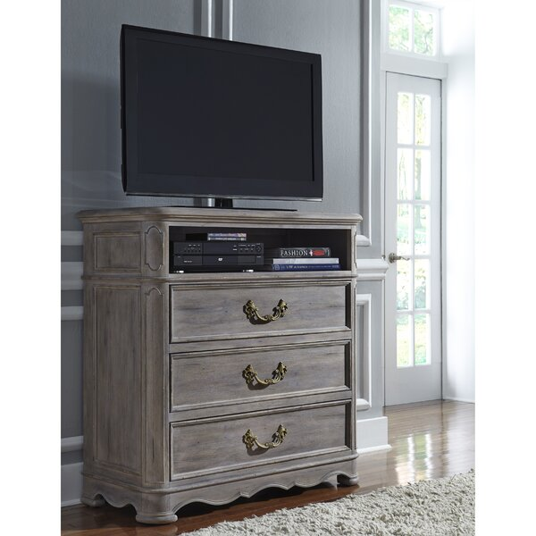 Review Harle 3 Drawer Media Chest