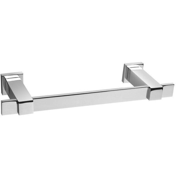 Smotherman Brass 15 Wall Mounted Towel Bar by Orren Ellis