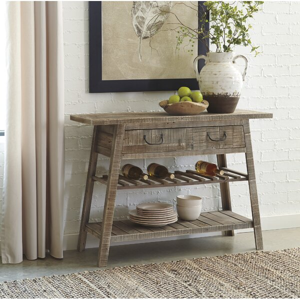 Review Britten Console Table