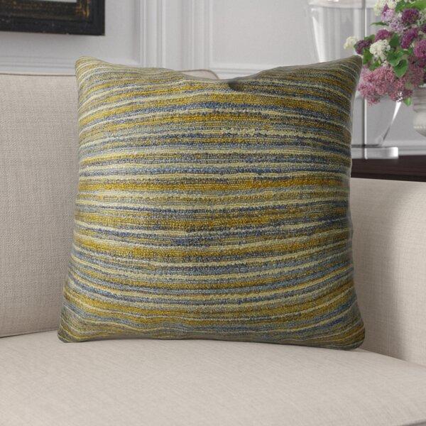 Bainum Handmade Luxury Pillow by Canora Grey