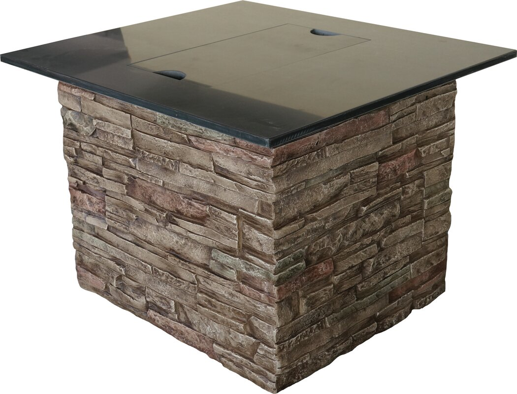 Bond Monterey Gas Outdoor Fire Pit Table Amp Reviews
