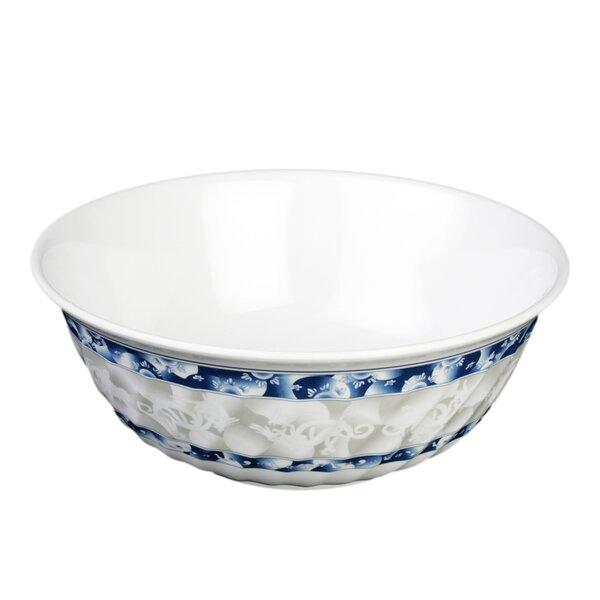 Heerenveen 48 Oz. Swirl Serving Bowl (Set of 12) by Bloomsbury Market