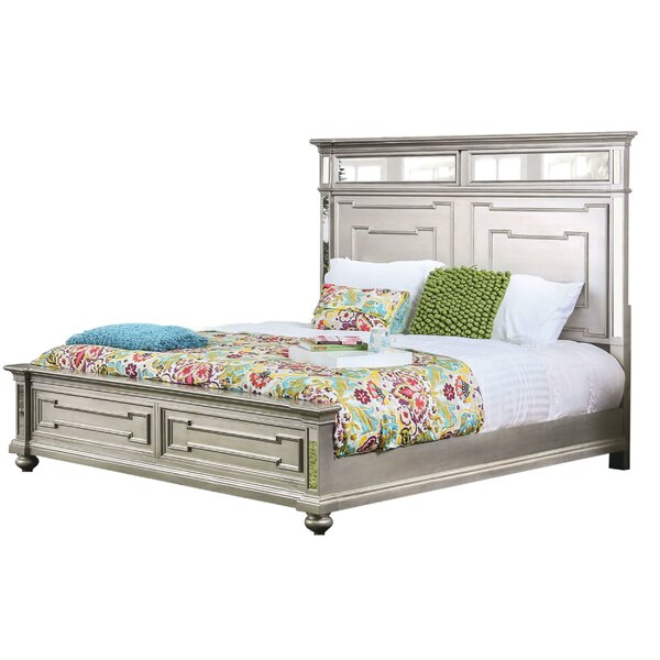 Coble Queen Platform Bed by Everly Quinn