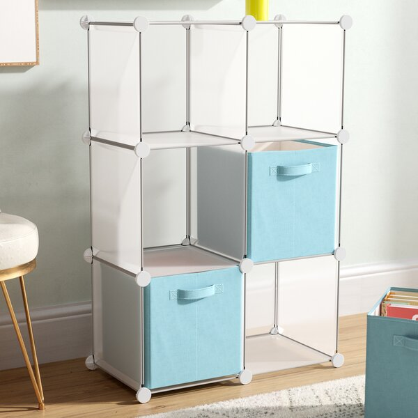Modern Cube DIY Unit Cube Bookcase by Symple Stuff