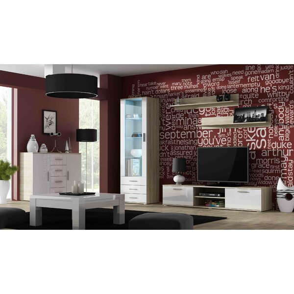 Jedicke 5 Piece Entertainment Center Set by Orren Ellis
