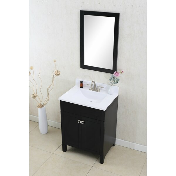 Applebaum 24 Single Bathroom Vanity Set by Andover