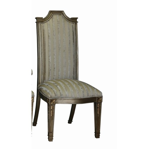 Middleburgh Upholstered Dining Chair by Astoria Grand
