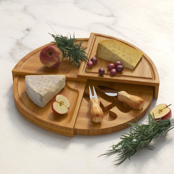 Oyster Bay Transforming Cheese Board by Three Posts