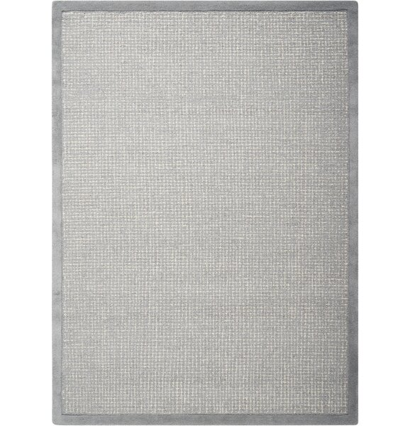 River Brook Hand-Tufted Blue/Ivory Area Rug by Kathy Ireland Home
