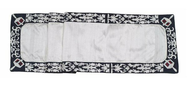 Hanukkah Table Runner by Arcadia Home