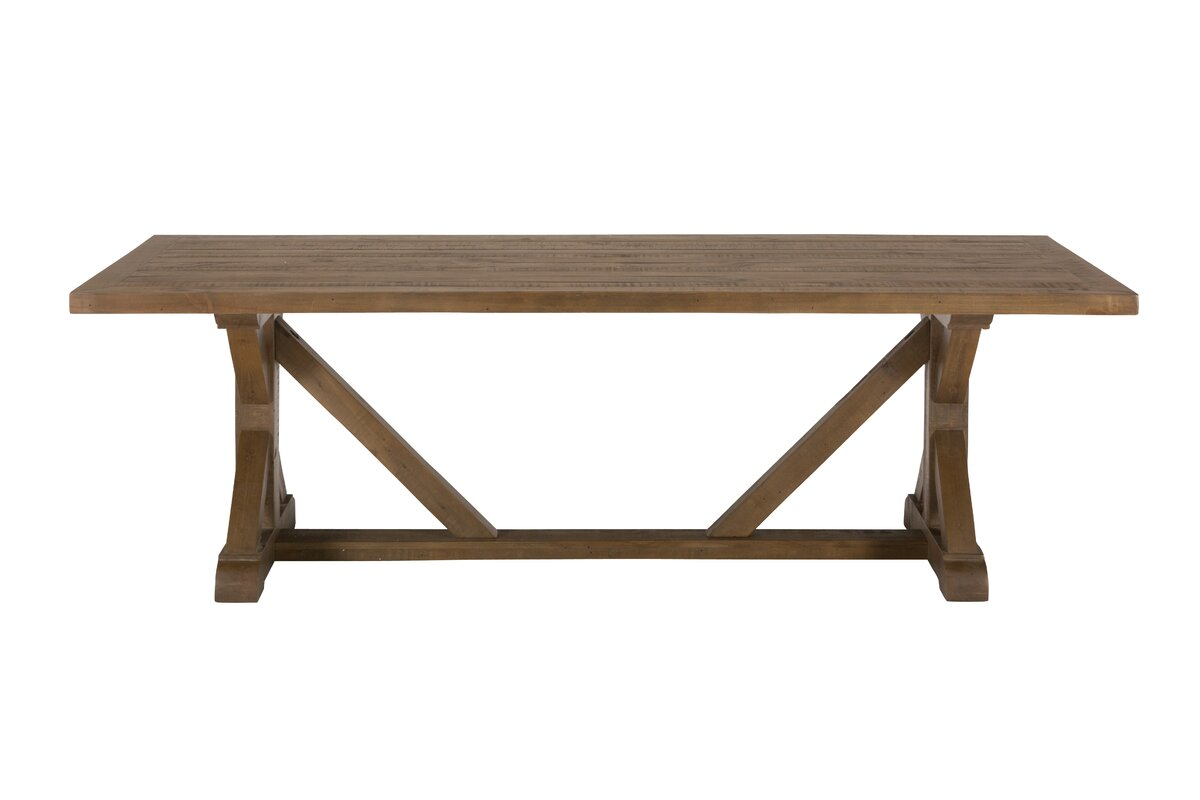 Rectangular kitchen dining tables youll love wayfair cannes dining table geotapseo Image collections