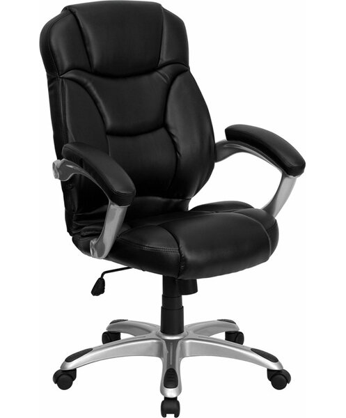 Kropp High-Back Ergonomic Executive Chair by Symple Stuff