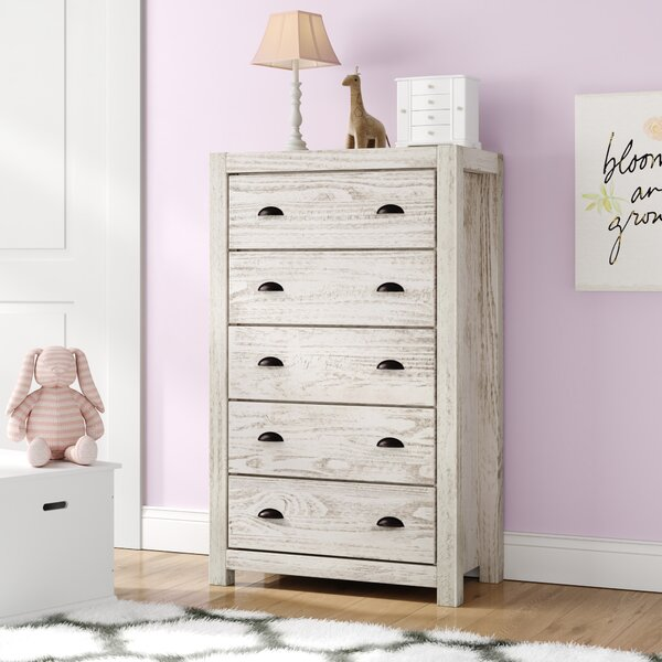Montauk 5 Drawer Chest by Grain Wood Furniture