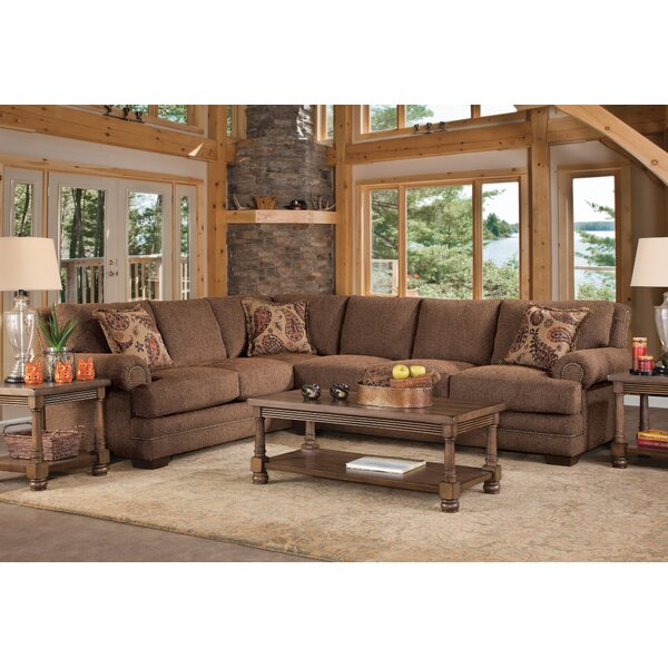 Best #1 Archdale Sectional By Three Posts Discount