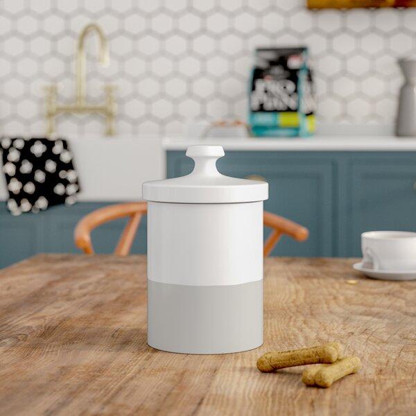 Pet Treat Jar by Archie & Oscar