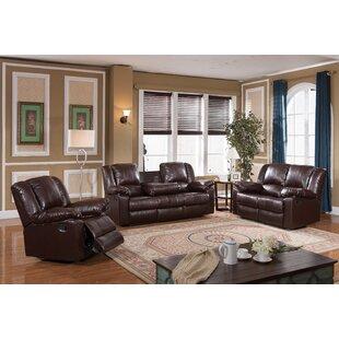 Kimber Reclining Configurable Living Room Set by Winston Porter
