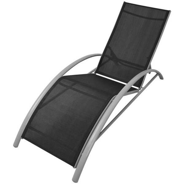 Charline Sun Chaise Lounge by Latitude Run Latitude Run