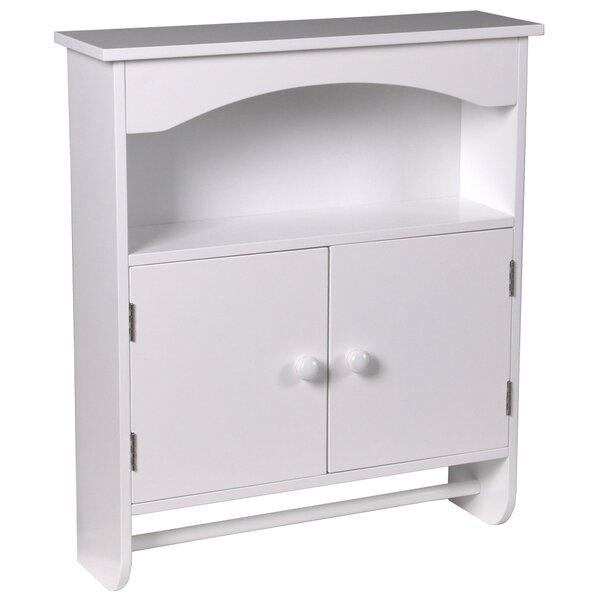 Oriel 20.87 W x 24.41 H x 6.1 D Wall Mounted Bathroom Cabinet