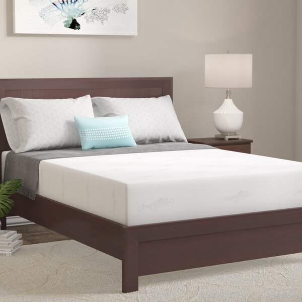 10 Firm Memory Foam Mattress by Alwyn Home