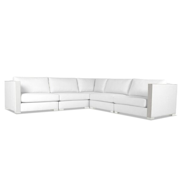 Discount Steffi Symmetrical Right And Left Arms L-Shape Sectional