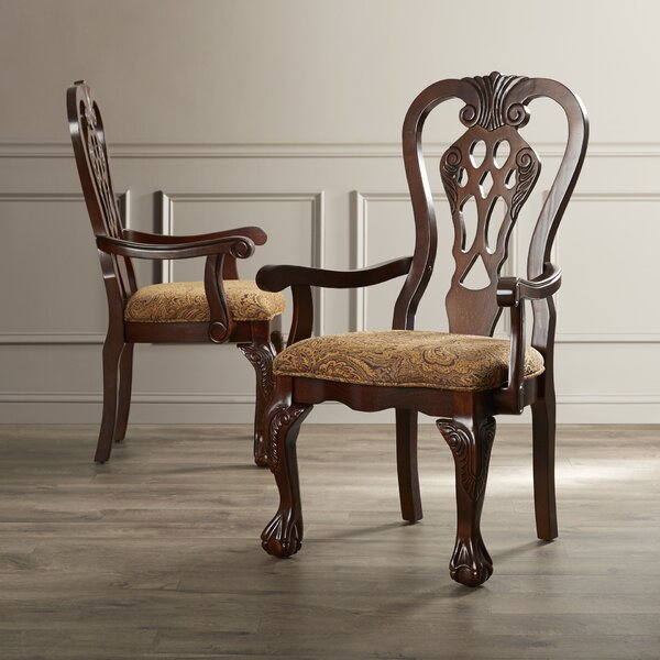 Christon Upholstered Dining Chair (Set Of 2) By Astoria Grand