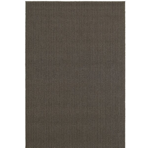 Carondelet Gray Outdoor Area Rug by Charlton Home