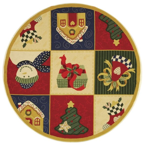 Kinchen Chirstmas Day Novelty Rug by August Grove