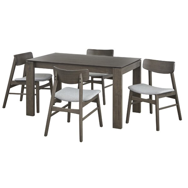 Midkiff 5 Piece Dining Set by George Oliver George Oliver