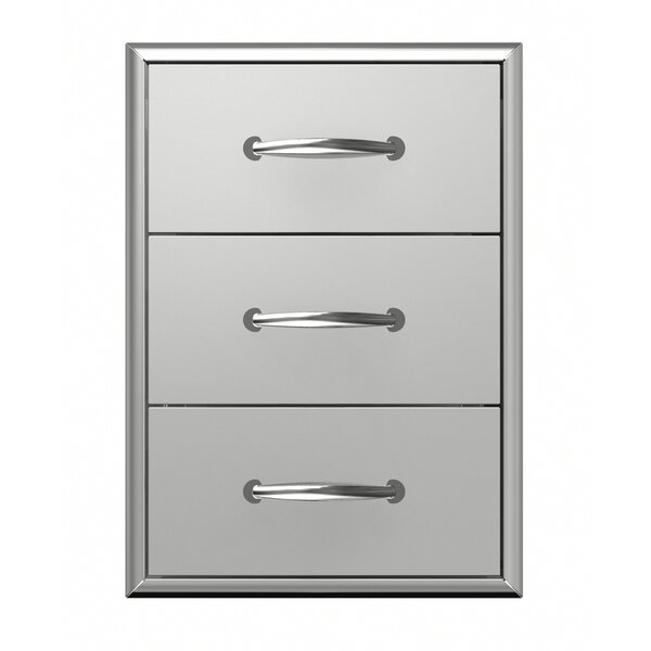 Premium 3 Drawer by BroilChef