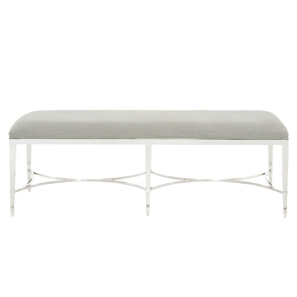 Criteria Upholstered Bench by Bernhardt