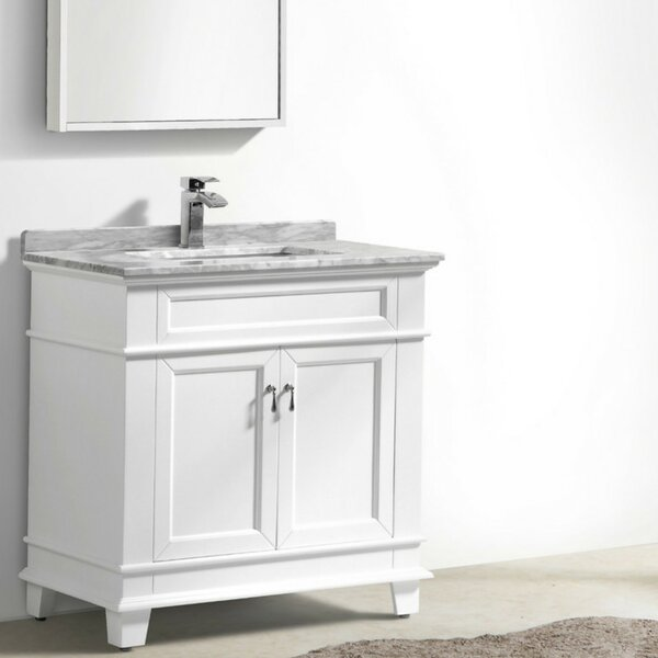Bryton 36 Single Bathroom Vanity Set by Charlton HomeBryton 36 Single Bathroom Vanity Set by Charlton Home