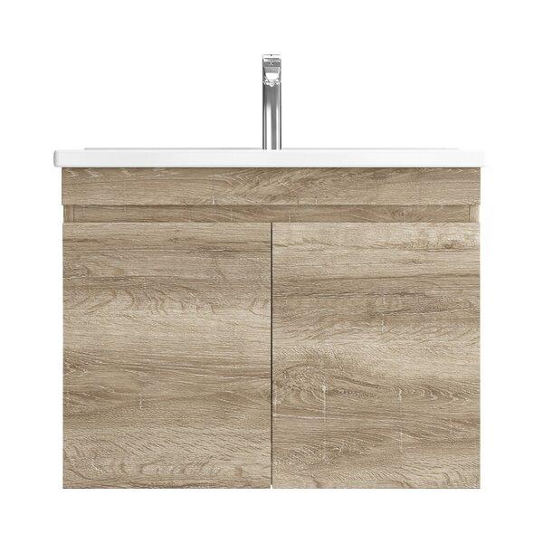 Hestleton Nova 30 Wall-Mounted Single Bathroom Vanity Set