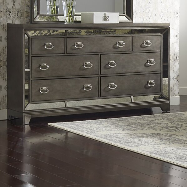 Roxie 7 Drawer Dresser by Willa Arlo Interiors