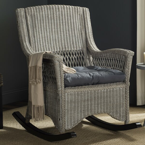 Jalyn Rocking Chair By Mistana