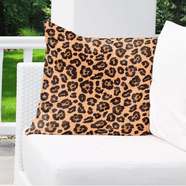 Vittori Animal Print Throw Pillow