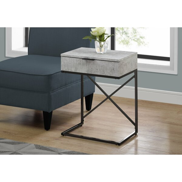 Wason End Table With Storage By Mercer41