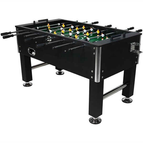 Dakoda Foosball Game Table 55 with Drink Holders b