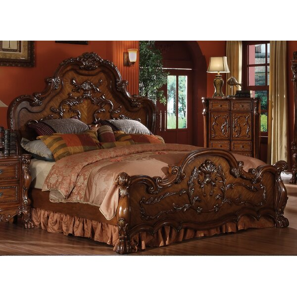 Serena Standard Bed by Astoria Grand