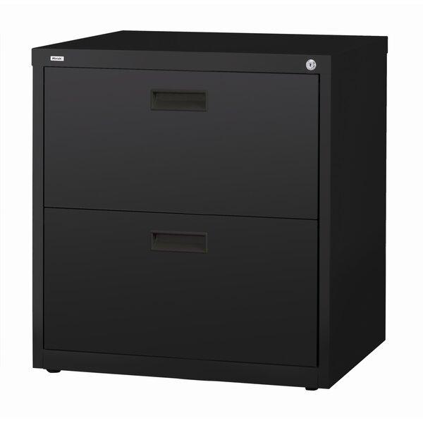 Darius 2-Drawer Lateral Filling Cabinet