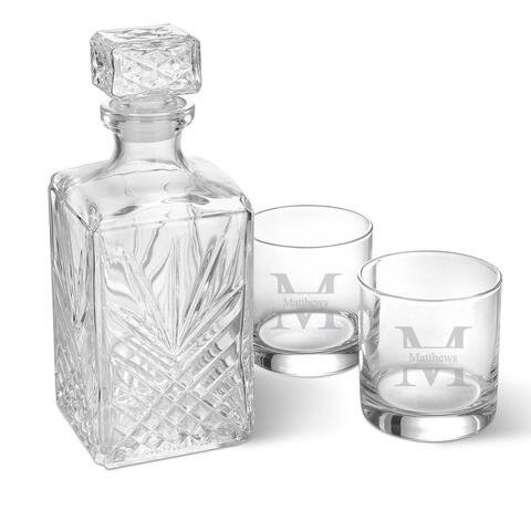 Drishya 3 Piece Beverage Serving Set by Darby Home Co