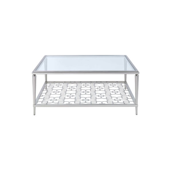 Patio Furniture Garceau Coffee Table