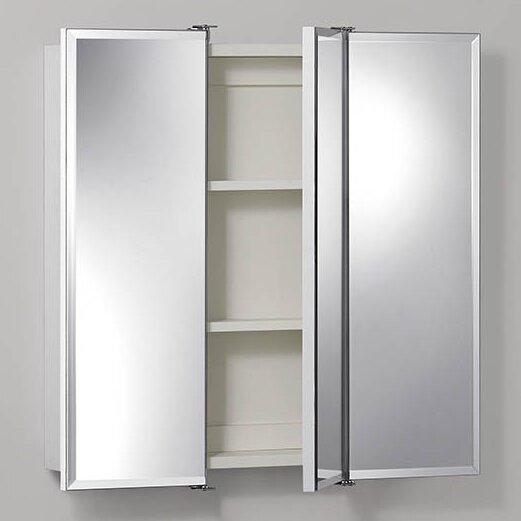 Terrell Surface Mount Framed Medicine Cabinet
