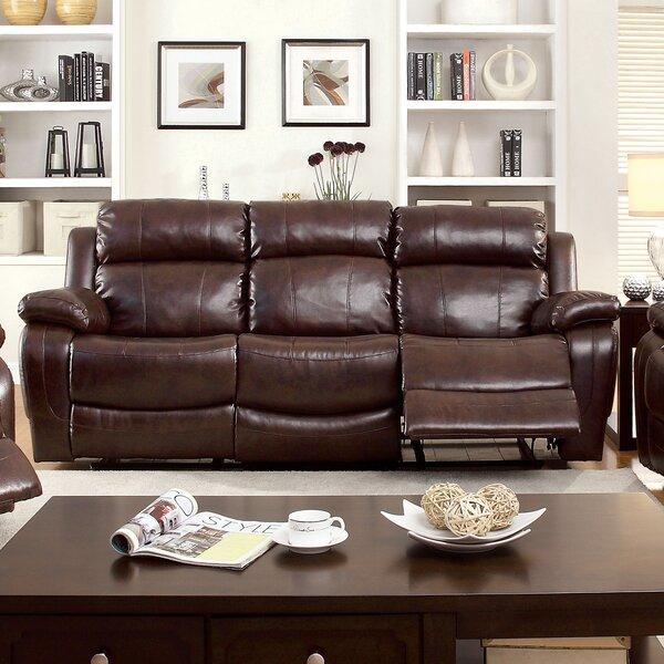 Walfred Reclining Sofa by Hokku Designs
