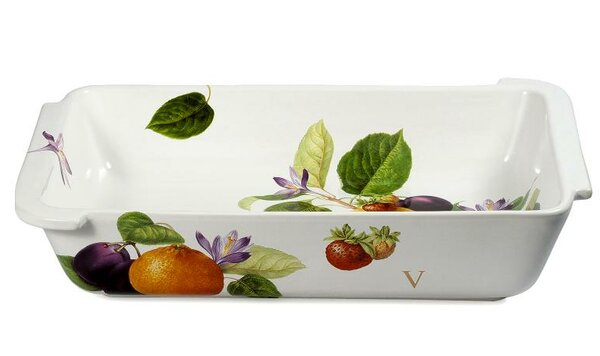 Vivere Fruit Tree Baking Dish by Intrada Italy