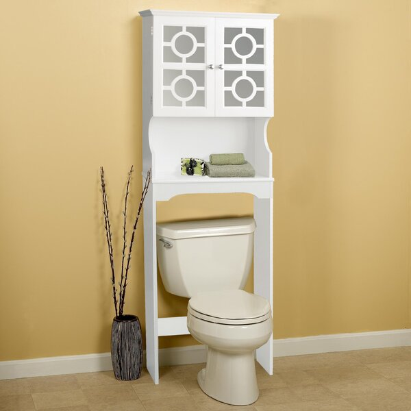 Westervelt 24.38 W x 67.73 H Over the Toilet Storage by Willa Arlo Interiors