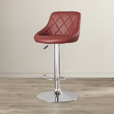 Adjustable Bar Stools You Ll Love In 2020 Wayfair